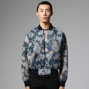 High Quality Famous Brand Leisure Style Jacket for Man