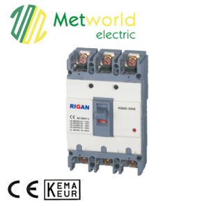 Rgm CE Approval Molded Case Circuit Breaker MCCB pictures & photos