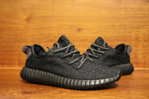 low priced 19dbd 655cd Originals Yeezy 350 Boost V2 Beluga Sply-350 Black White Black Peach Men  Women Running Shoes Kanye West Yezzy Boost 350 with Box