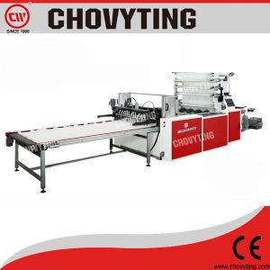 High Speed Block Sealing Plastic Calendar Bag Making Machine pictures & photos