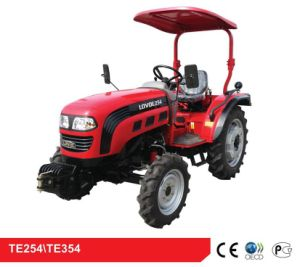 Flat Floor, 25HP Farm 4 Wheel Tractor for European and American Markets pictures & photos
