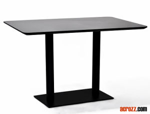 China Two Person Big Size Rectangle Square Dining Table ...