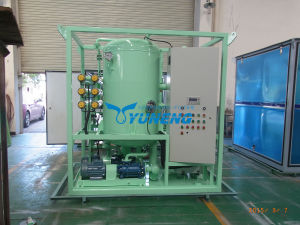 Double Stage High Vacuum Transformer Oil Filter Machine with CE Certification Zja pictures & photos