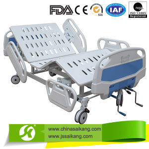 Medical Equipment Names of Hospital Fowler Bed, CE FDA Approved pictures & photos