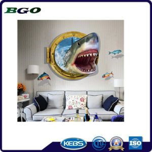 Removable 3D Printing Sticker Label Wall Sticker pictures & photos