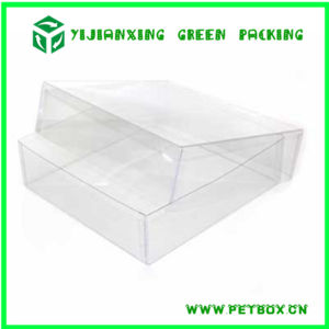 Plastic Clear Acetate Box Made by Base and Lid