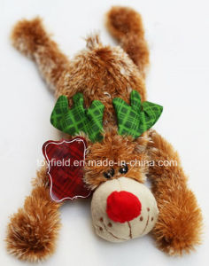 Dog Toy Deer Christmas Pet Toy pictures & photos