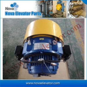 Lift Motor Elevator Traction System Machine pictures & photos