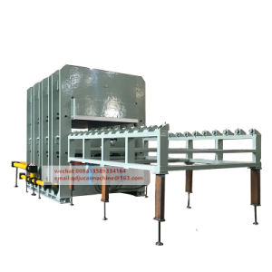 Frame Type Hydraulic Vulcanizing Press Machine