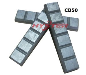 Mining Wear Parts Bi-Metallic Wear Protection Bars White Iron Chocky Bars pictures & photos