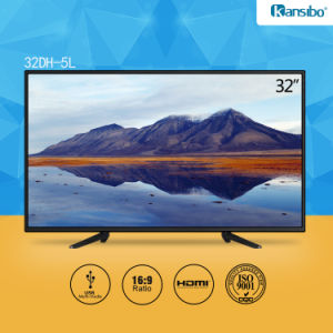 32-Inch Low Power Consumption Television for Home/Hotel 32dh-5L
