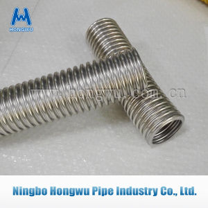 Ningbo AISI304 Stainless Steel Corrugated Metal Hose