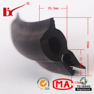 Auto Parts Rubber Profile Extruded Rubber Strips pictures & photos