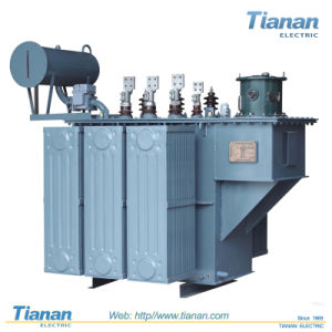 35KV High Voltage 3 Phase Power Transformer Price for Machinery pictures & photos