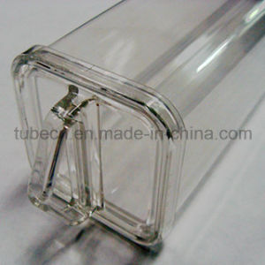 Clear Packing Plastic Tube for Cosmetic