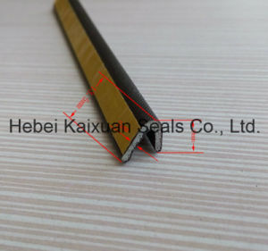 Wooden Door Frame Soundproof Edge PU Seal Strip