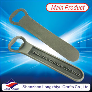 Wholesale Beer Bottle Opener Antique Silver Bottle Opener pictures & photos