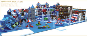 Kaiqi Ocean/Sea Theme Indoor Playground Equipment for Children (KQ50207B) pictures & photos