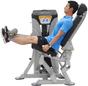 Leg Extension Strength Fitness Machine
