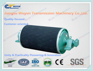 Byd Cycloid Oil Cooled Electric Pulley, Motorized Conveyor Roller for Belt Conveyor pictures & photos