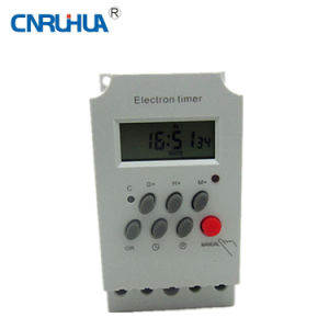 New Arrival Energyy Saving Timer Switch 24V pictures & photos