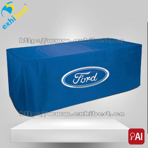 Dye Sublimated Table Throw Tablecloth