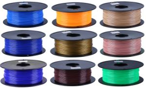Made-in-China 1.75mm 3.0mm PLA 3D Filament