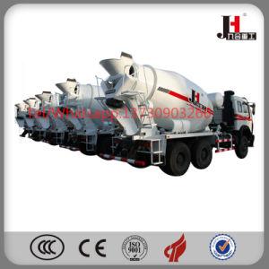 Hot Sales Small and Medium Jiuhe Concrete Mixer Truck