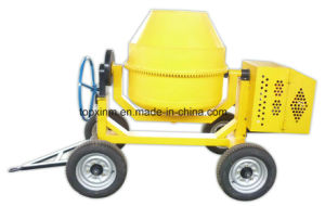 750 Liters Compact Design Portable Concrete Mixer for Sale