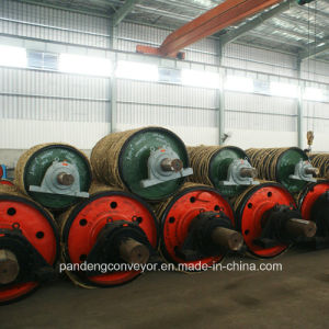 ISO Tail Pulley, Belt Conveyor Bend Pulley