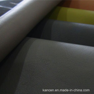 Furniture Bonded PU Leather Sofa Leather (KC-W084)