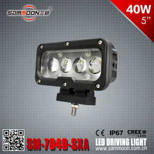 7 Inch Rectangle CREE LED Car Work Driving Light with Ce RoHS Approved
