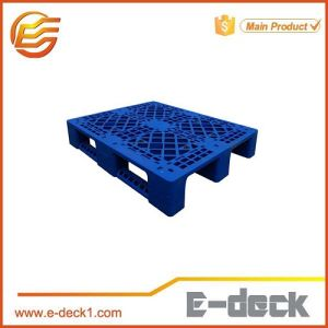 1200X1000 Single Faced Shipping Plastic Pallet
