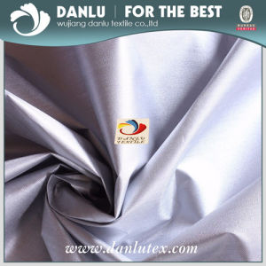 Polyester Taffeta Fabric with Coated for Sun Reflective Fabric pictures & photos