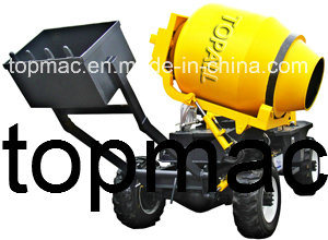 4X4 Self-Loading Mobile Concrete Mixer  (SD1000M) pictures & photos