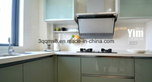 Modular MDF with PVC Kitchen Cabinetry