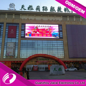 P6 Outdoor Full Color Video Display LED Wall pictures & photos
