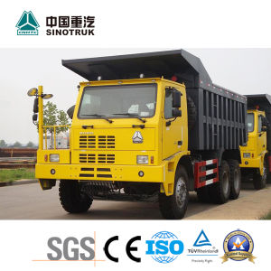 Popular Model HOWO King Mining Tipper Truck of 70ton pictures & photos