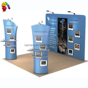 Pop up Polyester, Back Drop Display Banner pictures & photos