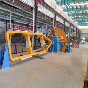 630/3+2 Wire Cable Laying up Machine pictures & photos