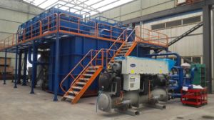 Water Treatment Plant for Grinding Machine (OPFA)