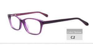 Acetate Eyeglass Optical Frame, Fashion Syle (JC9011) Ready in Stock
