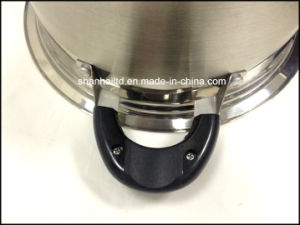 Stainless Steel Low Pot Cookware pictures & photos