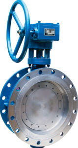 Sell Hard Sealed Butterfly Valve