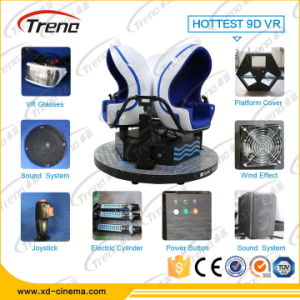 Special Design 9d Vr Egg Cinema with Electric Motion Platform pictures & photos