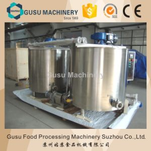Ce Approved Gusu Chocolate Storage Tank Supplier pictures & photos
