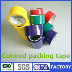Weijie Hot Sell Strong Adhesive Colored BOPP Packing Tape Manufacturer and Factory