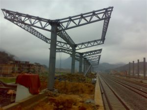Customized Various Steel Space Truss Structure