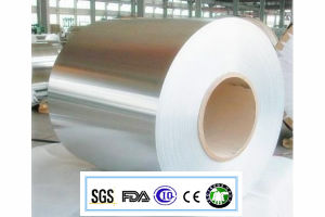 Strong Adhesive Force and Chemical Resistance Aluminum Foil Tape pictures & photos