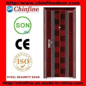 Steel Door (CF-003) pictures & photos